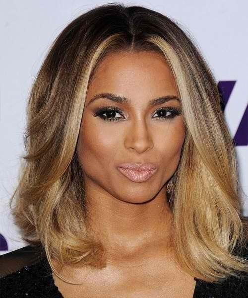 Bronze Magazine » Celebrating Women of Color » Summer Blonde hair ...